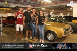 Encontro de carros rebaixados e antigos de Maraba 4º edição