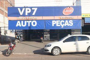 VP7 Pneus e Peças