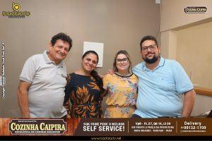 Inauguração do Restaurante Cozinha Caipira