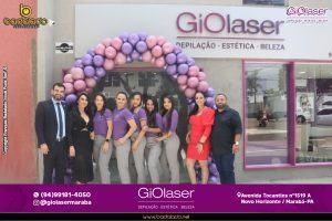 Inauguração GIOlaser