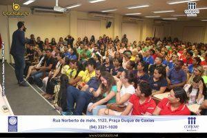 Palestra – O poder da Ação  Saldão Marabá 2019