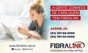 Fibralink – Provedor 100% Fibra Óptica