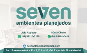 Seven ambientes planejados