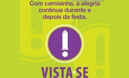 Use Camisinha!