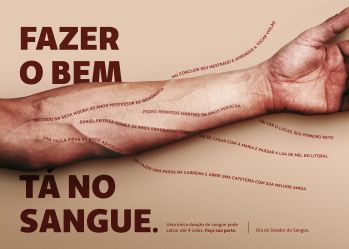 Doe Sangue – Salve Vidas