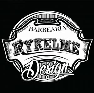 Barbearia Rykelme Design