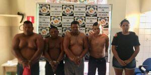 Traficantes de nova facção criminosa são presos no Pará