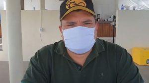 Prefeito de Salinópolis é diagnosticado com Covid-19