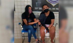 Dupla de mulheres presa em flagrante por furto em supermercado de Parauapebas