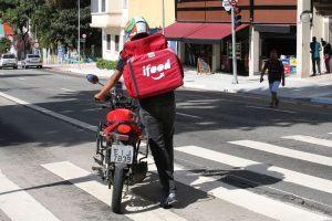 MPT determina que empresas de entrega forneçam kits para proteção de trabalhadores