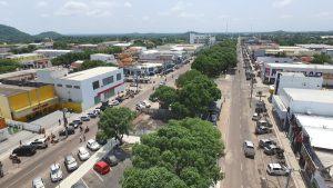 Comerciantes protestam contra fechamento do comércio não essencial em Redenção, no PA