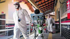 Ocupação de leitos de UTI adulto chega a 80 % no Pará