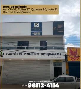 Escritório com três salas – Nova Marabá