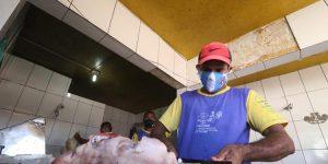Preço do frango acumula alta de 38,22% nos últimos 12 meses