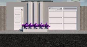 Casa com 3 dormitórios à venda, 75 m²