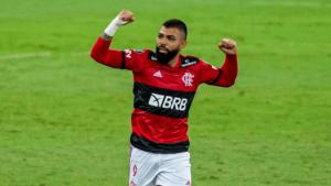 Flamengo aplica 4 a 1 e vence pela Libertadores da América