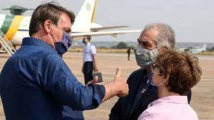 Bolsonaro vem a Marabá no dia 28 de maio para entrega de títulos do Incra
