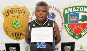 Foragido, professor de escolinha de Marabá é preso em Manaus por estupro de vulnerável