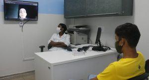 Prefeitura inicia serviço de consulta médica via telemedicina em Marabá