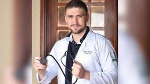 Médico morre após levar choque um dia antes do casamento